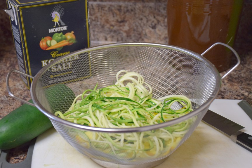 How to MakeZoodles